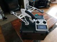 Yuneec q500 quadcopter.