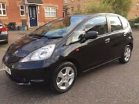 Honda Jazz 2010, Low Mileage, Black, MUST SEE !!