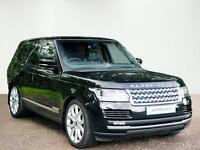 Land Rover Range Rover SDV8 VOGUE (black) 2014-03-01