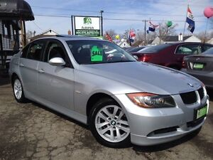 2007 BMW 3 Series 328xi-LEATHER-SUNROOF-AWD (PRICE REDUCED)