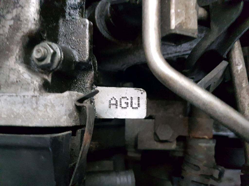 1.8 20VT AGU full engine