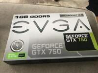 Evga GeForce GTX 750 Graphics Card