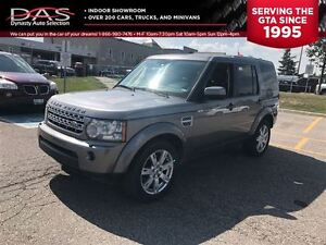 2011 Land Rover LR4 PANORAMIC SUNROOF/LEATHER/LOADED