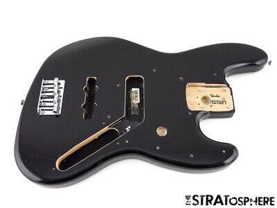 2019 Fender Player Jazz J Bass BODY + HARDWARE Modern Guitar Parts Black