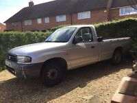 Mazda B2500 4x2 Pickup for sale