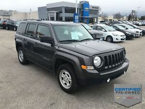 2015 Jeep Patriot Sport/North ~ 4x4