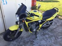 Suzuki 600 bandit sell or swap why