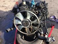 Mercedes Sprinter engine 2.2 06+ onwards new shape
