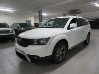 2015 Dodge Journey CROSSROAD *CUIR/TOIT/CAMERA RECUL/7 PLACES*
