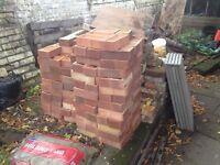 Bricks and Concrete Blocks.