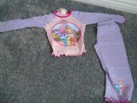 Fifi& flowertots pyjamas. 1-2 years