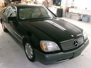 1994 Mercedes-Benz S-Class 500 COUPE TRES RARE ORIGINAL 1 PROPRI