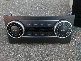 Mercedes c class heater unit switch