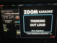Karaoke virtual dj