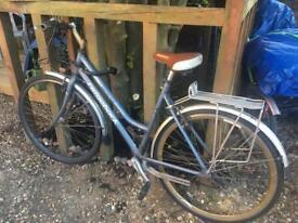 Ridgeback women's bicycle