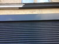Double fronted shop to let on main Road with new shop front and electric shutters