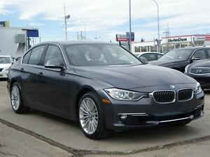 2013 BMW 328 i xDrive LUXURY LINE|AWD|GPS|LEATHER|SUNROOF