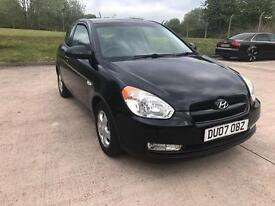 Hyundai Accent 1.4 low miles BARGIN