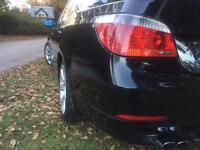 BMW E60 3.0i sport suspension