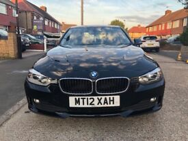 BMW 3 SERIES 2.0 320D EfficientDynamics 2012