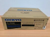 Onkyo C7030-BLACK Compact Disc Player in Black -BRAND NEW, FACTORY SEALED-