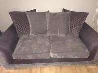 DFS 4&3 SEATER SOFAS IMMACULATE