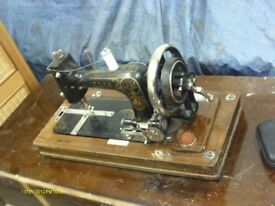 Vintage Vesta sewing machine