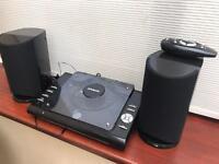 Polaroid CD Micro System