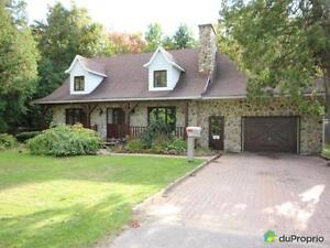 189 500$ - Maison à un étage et demi à vendre