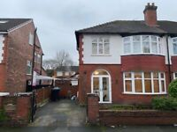 4 Bed Semi-Detached House To Rent on Ruskin Road, Old Trafford