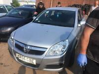 Vauxhall Vectra 1.9 cdti 150 exclusive 2006 Automatic breaking for parts all parts available