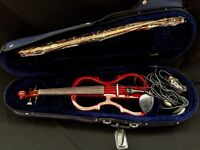 Antoni Electric Violin. As new, in perfect working order