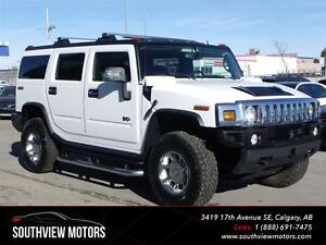 2006 Hummer H2 4X4|NAVI|HEAD-REST-DVD|LEATHER|SUNROOF