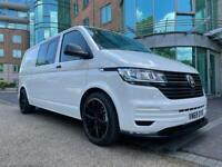 """2020 Vw Volkswagen transporter combi custom van t32 20"""" alloy wheels ONLY 400 miles"""