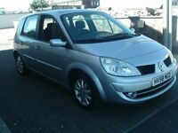 2008 58 RENAULT SCENIC 1.6 VVT DYNAMIQUE 5DR MPV ** ONLY 40000 MILES ** FULL SERVICE HISTORY **