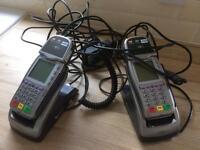 Pay pass verifone vx 810 duet card payment readers