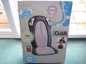 icush immersive audio synic seat