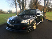 Subaru Impreza WRX UK Spec STI Rep 2.5 Tturbo 4x4 May Px not type r m3 evo st for gti audi BMW honda