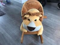 Lion Baby Rocker