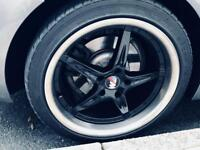 """Alloy wheels with tyres 19"""" BK993"""