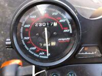 YBR 125 2008 for sale