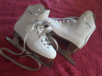 Ice Skates, Galaxy, size UK 12J / EUR 30.5 - used, very good condition.