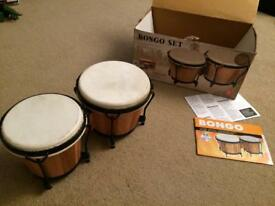 Bongos!!!! Learn to play. With CD and music book