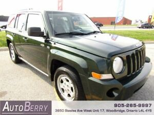 2010 Jeep Patriot North Edition ***CERTIFIED***