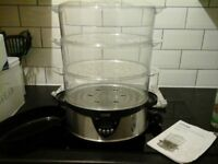 Steamer - BRAND NEW in Box £15