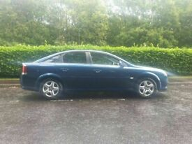 2008 Vauxhall, VECTRA, 1.8L (1796cc), 1 years MOT, 11 stamps in service book, Manual, 5 doors