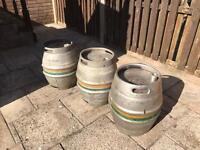 Beer kegs / barrels alloy