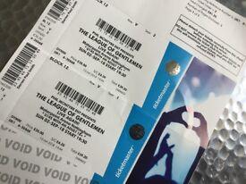 League of Gentlemen Live Tickets
