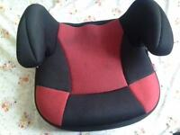 car seat suitable for children 4 yrs to 12 yrs # good condition# cheap price