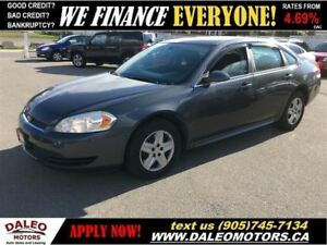 2010 Chevrolet Impala LS | 116KM | LOW BI-WEEKLY PAYMENTS